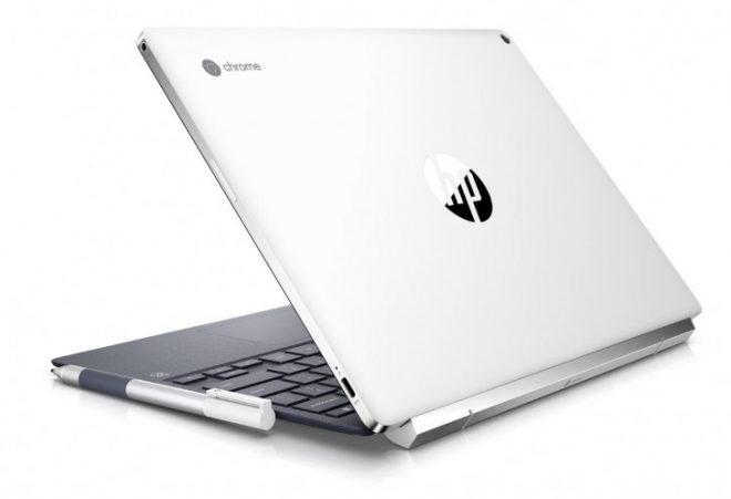 HP ประกาศ Chromebook x2 Chromebook