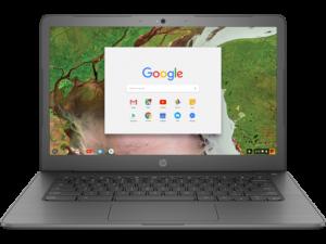 HP เปิดตัว Chromebook