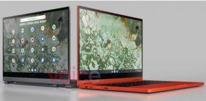 ภาพแรกแล็ปท็อป Samsung Galaxy Chromebook 2 คาดเปิดตัวเดือน มกราคมปีหน้า