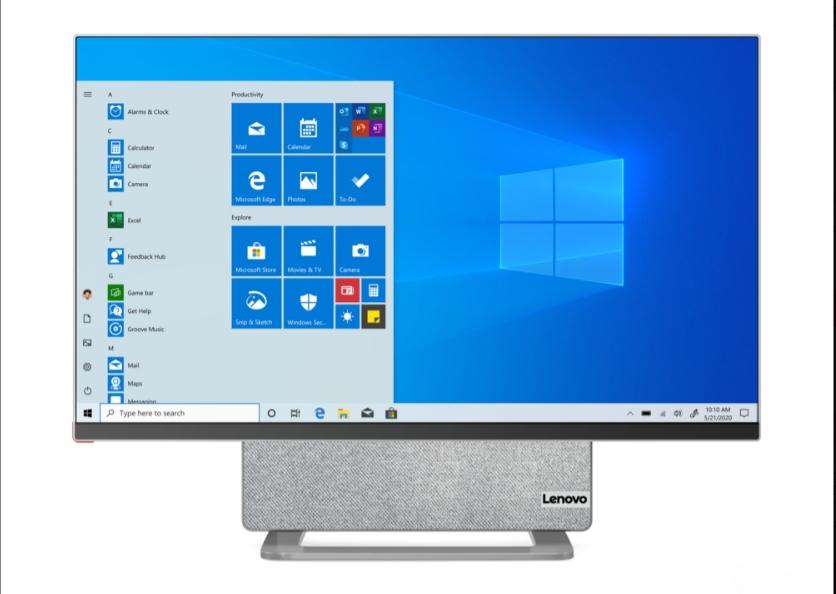 Lenovo เผยโฉม Yoga AIO 7 คอมพิวเตอร์รวมร่างกับทีวี 4K บนขุมพลัง AMD Ryzen 4000 Series
