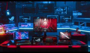 CES 2021 ROG เปิดตัว Gaming Notebook ของปี 2021 พร้อมกับหน้าจอมีค่า Refresh Rate 360Hz